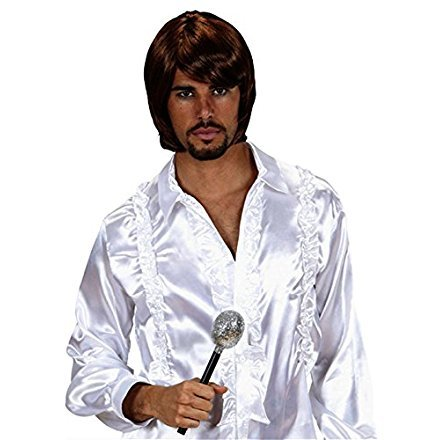 Mens Brown Abba Style Bjorn (Abba Dress Up Costumes)