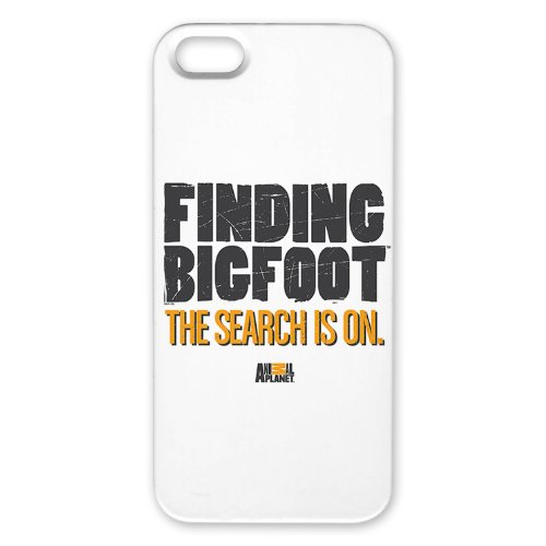 Finding Bigfoot The Search is On iPhone 5 Case