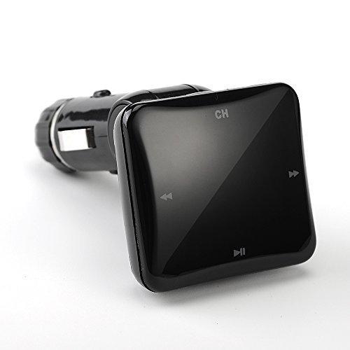 Transmisor Bluetooth de FM y Música con Raura de SD/MMC Tarjeta ...
