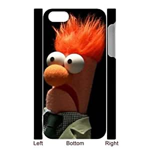 SpecialCasedesign Custom New Style Funny Beaker Muppets Legend Cover Hard Plastic iPhone 5 Case