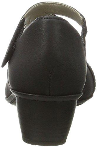 Nero Noir Femme Rieker 47691 Black Escarpins 7nqp1fSB