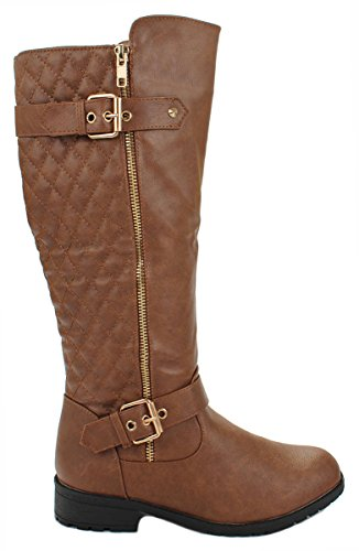forever-mango-21-womens-winkle-back-shaft-side-zip-knee-high-flat-riding-boots-6-tan-b-32