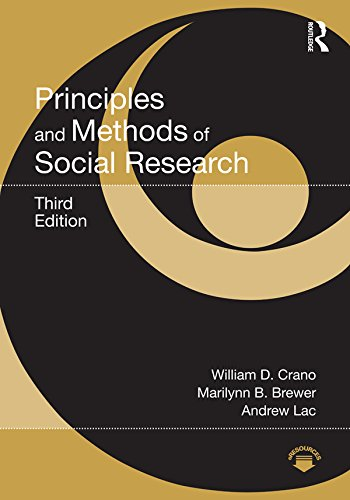 Download Principles and Methods of Social Research Pdf