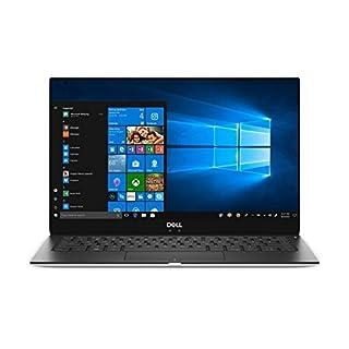 2018 Dell XPS 9370 Laptop, 13.3in UHD InfinityEdge Touch Display, 8th Gen Intel Core i5-8250U, 8GB RAM, 128 GB SSD, Fingerprint Reader, Windows 10, Silver (Renewed)