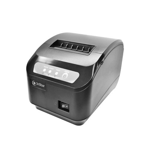 80mm Direct Thermal POS Receipt Printer (RPT005) USB and RS232 by 3NStar
