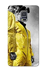 lintao diy Fashionable Style Case Cover Skin Series For Galaxy S5- Walter White And Jesse Pinkman - Breaking Bad