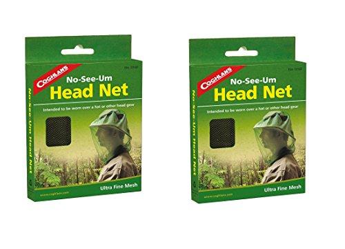 Coghlan's No-see-um Head Net (2 Pack) (Mosquito Net No See Um)