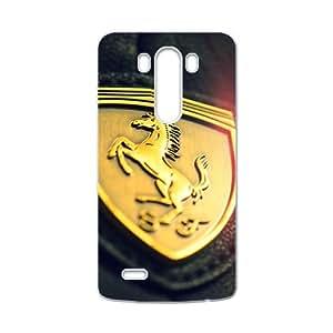 SANLSI Ferrari sign fashion cell phone case for LG G3