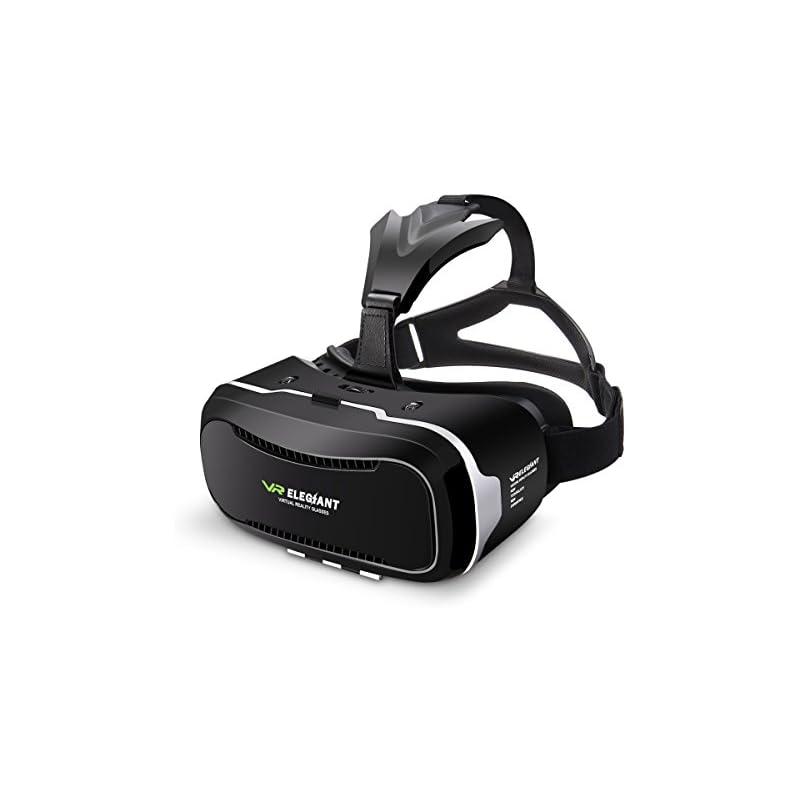 Virtual Reality Headset, ELEGIANT 3D VR