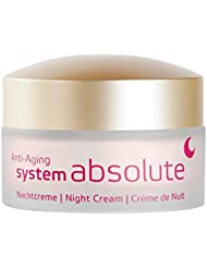 Annemarie Borlind System Absolute Night Cream, 1.69 Ounce