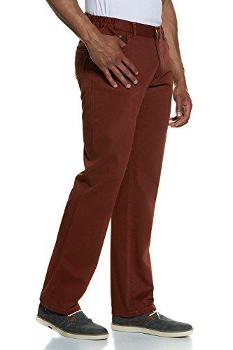 JP 1880 Homme Grandes tailles Pantalon Nanotherm terracotta 62 702539 64-62