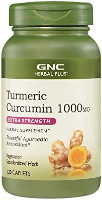 GNC Herbal Turmeric Curcumin Strength product image