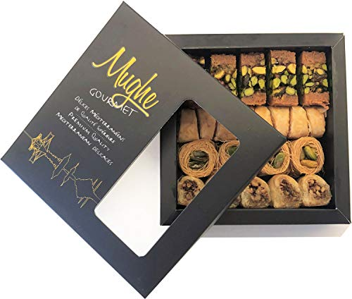 Luxury Baklava Sampler Set