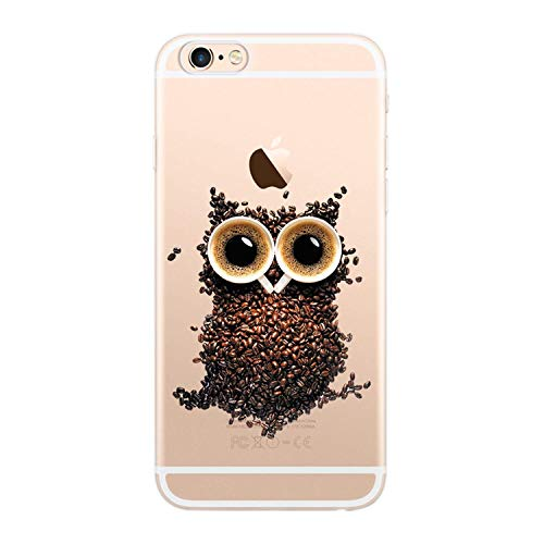 Case for iPhone 7 7Plus 6 6S 5 5S SE Case Soft TPU Cover Flower Leaves Bird for iPhone 8 8Plus X XS Max XR Coque 09 for iPhone 7 Plus,10,ForiPhoneXR