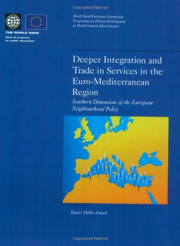 Deeper Integration and Trade in Services in the Euro-Mediter