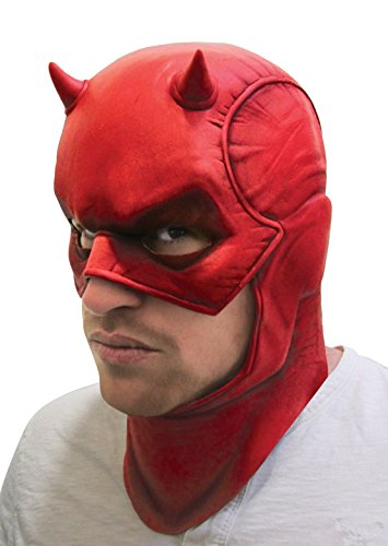 Rubie's Costume Co Men's Marvel Universe Daredevil Mask, Multi, One Size - Daredevil Costumes