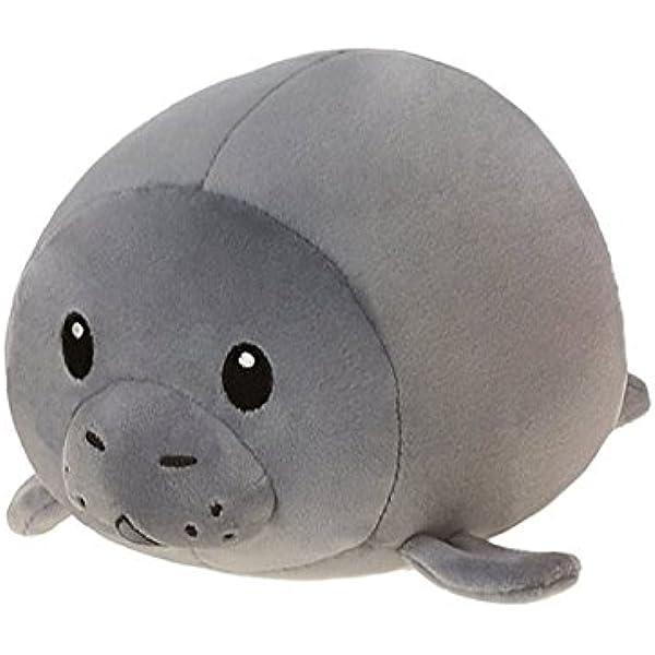 "New.Soft Fiesta Toys Lil Huggy Jumbo Lyssa Narwhal Stuffed Toy 14/"" Animal Plush"