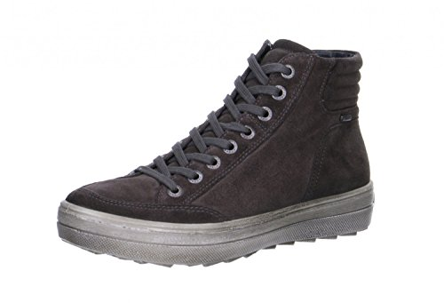 Legero Women's MIRA High-top Trainers Grey gUR5o