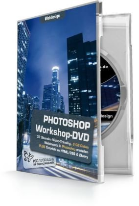 Photoshop-Workshop-DVD - Webdesign