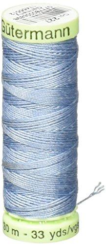 Gutermann Top Stitch Heavy Duty Thread 33 Yards-Copen Blue