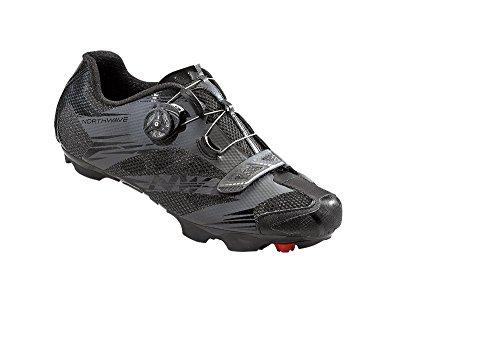 Northwave SCORPIUS 2 Zapatos y bicicleta de montaña, negro-antracita