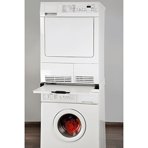 Zwischenbaurahmen für Waschmaschine auf Trockner z.B. AEG Bosch NEU ...
