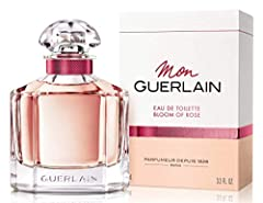In March 2019, Guerlain launches Mon Guerlain Bloom of Rose, a new edition of the contemporary Mon Guerlain line that combines lavender and vanilla notes, and is represented by actress Angelina Jolie. Bloom of Rose edition represents a call t...