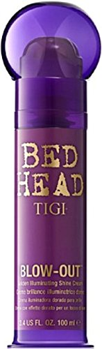 TIGI Bed Head Blow-Out Golden Illuminating Shine Cream, 3.4 oz Pack of 5
