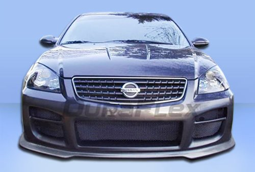 (Duraflex Replacement for 2005-2006 Nissan Altima R34 Front Bumper Cover - 1)