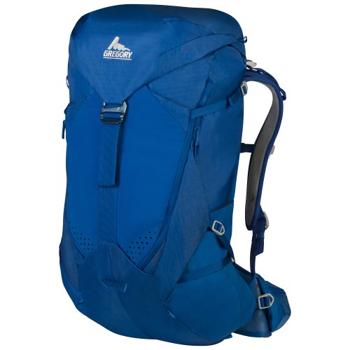Gregory Mountain Products Miwok 44 Daypack, Mistral Blue, Medium