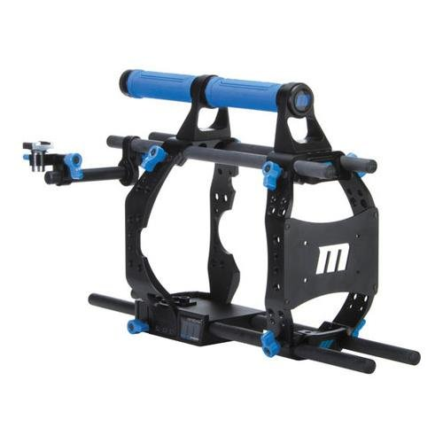 Redrock Micro ultraCage blue 15mm Studio Bundle for the Canon C100