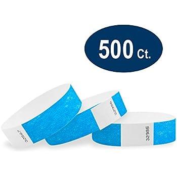 Wristco Neon Blue 3/4