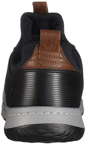 Skechers Classic Fit Delson Camben Black/Grey 8