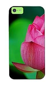 Ednahailey Cute Tpu Gyeuyh-219-yltsnnu Lotus Case Cover Design For Iphone 5c