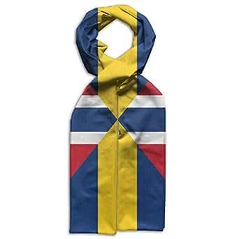 Amazon.com: Flag Of Sweden Childrens Winter Scarf Warm