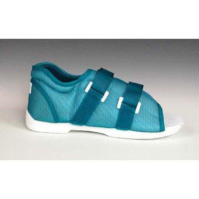 Darco 1442 Med-Surg Shoe (Size: Men's Large/Color: Navy Blue)