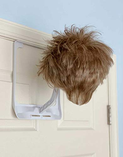 Elevate Wigs - Wig Stack Door Hanging Wig Dryer