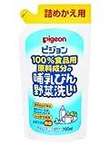 Pigeon(ピジョン) ピジョン 哺乳びん野菜洗い 詰めかえ用 700mL