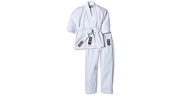 Amazon.com : Blitz Polycotton Student Karate Suit : Clothing