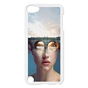 Ipod Touch 5 Abstract pattern Phone Back Case Customized Art Print Design Hard Shell Protection DFG027303