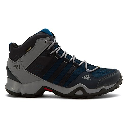 adidas AX2 Mid GTX - Botas de montaña para hombre Night Navy/Black/Collegiate Navy