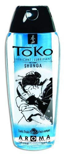 Shunga Shunga Toko Lubricant Exotic Fruits 165ml/ 5.5oz by Shunga