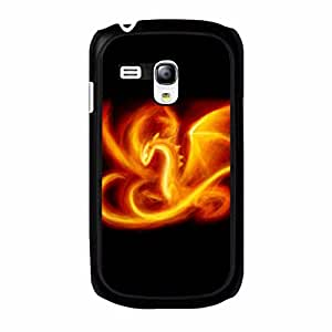 Samsung Galaxy S3 Mini 3D Mobile Shell Individual Character Snap on Samsung Galaxy S3 Mini Lovely Wang Star Pattern Cell Shell
