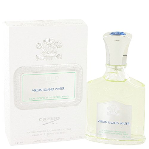 Virgin Island Water by Creed Men's Millesime Spray (Unisex) 2.5 oz - 100% Authentic