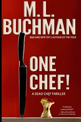 book cover of One Chef!