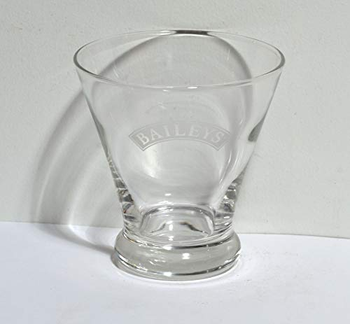- Bailey's Irish Cream Martini Shaped Promotional Tumbler - Glass