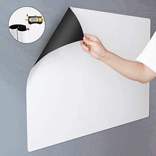 ZHIDIAN Large White Board Sticker for Wall, 72