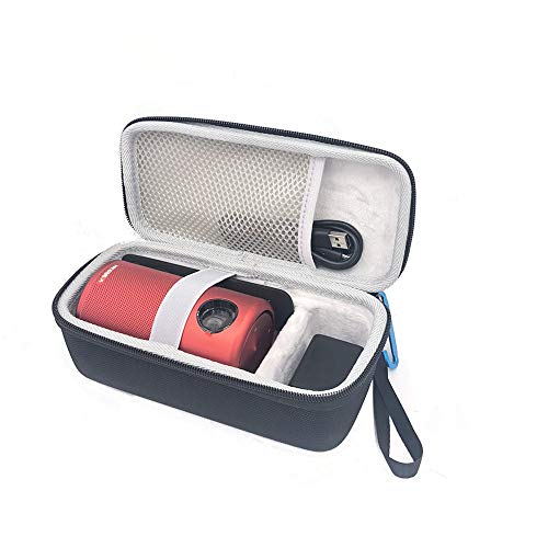 Nebula Capsule Replacement Case Hard Cover Travel Carrying Bag Protective Storage Box for Nebula Capsule Smart Mini Projector,fits Remote Control, Charger Plug, USB Cable etc.,