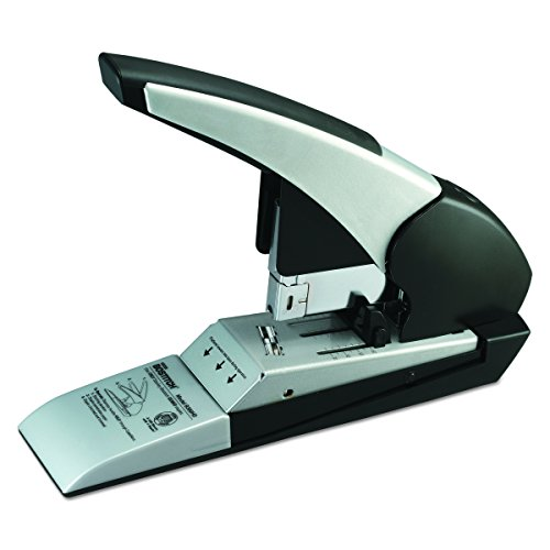 Bostitch Auto 180  Xtreme Duty Automatic Stapler, 2-180 Sheets, Silver/Black (Xtreme Custom Green)