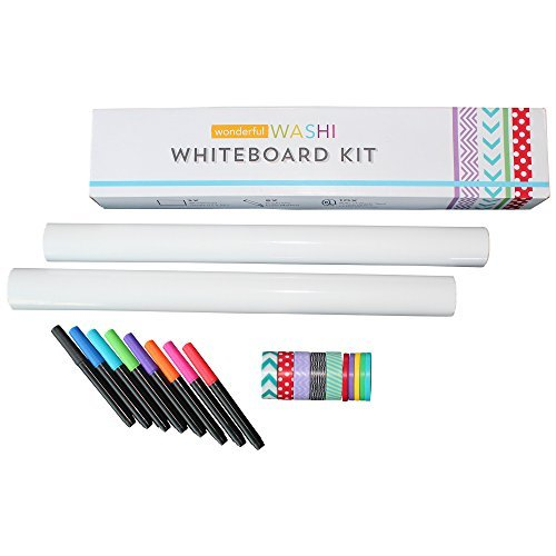 dry erase markers starter kit - 8